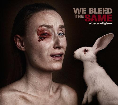 We bleed the same, projet de Flora Borsi