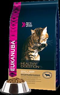 croquettes Eukanuba pour chats