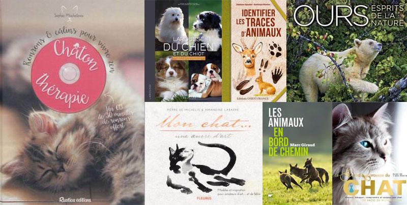 top 10 des livres pour les amoureux des animaux