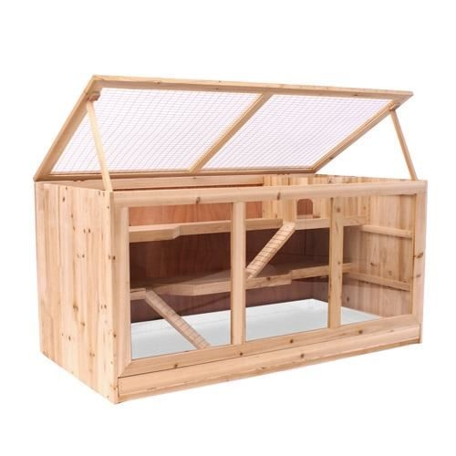 la cage et l enclos recommand s pour des hamsters nains. Black Bedroom Furniture Sets. Home Design Ideas
